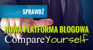 Nowa platforma blogowa Compare Yourself