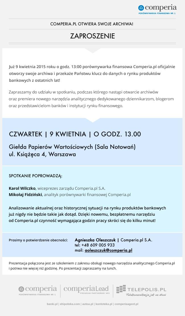 zaproszenie_comperia.pl_otwiera_archiwa_9.04.2015
