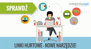 Linki hurtowe - nowe narzędzie ComperiaLead